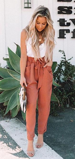 брюки каррот, брюки морковка