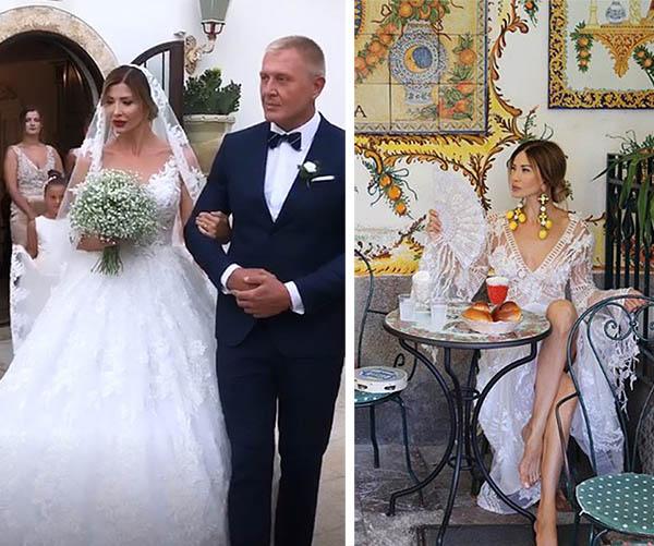 свадьба жаклин пизано