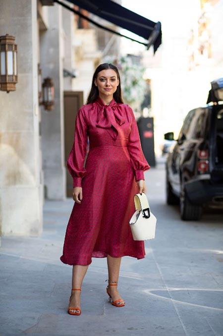 платья осень зима 2019 2020, мода осень зима 2019 2020 фото, тренды осень зима 2019 2020 фото