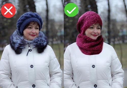 шапка для женщины 50 лет, шапки для женщин за 50, шапки для женщин 50 лет фото, модные вязаные шапки для женщин 50