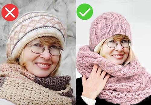 вязаные шапки для женщин 50 лет, вязаная шапка для женщин после 50, вязаные шапки для женщин 50 лет фото, вязаные шапки для женщин за 50